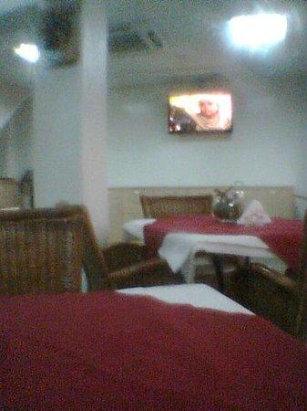 Hotel Fleuma: Sala de Jantar