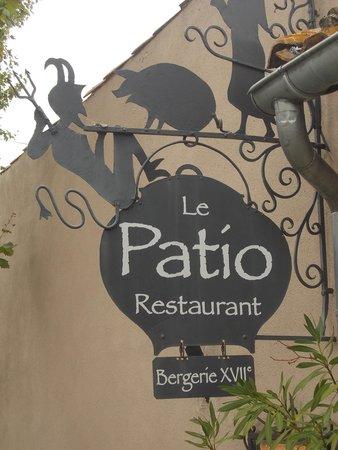 Le Patio: Second Visit 2013
