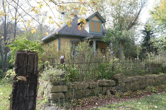 The Inn at Irish Hollow: French Maid's cottage