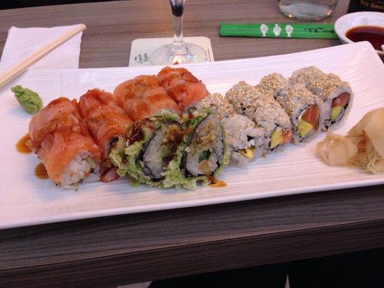 Sweet Sushi: Sehr lecker