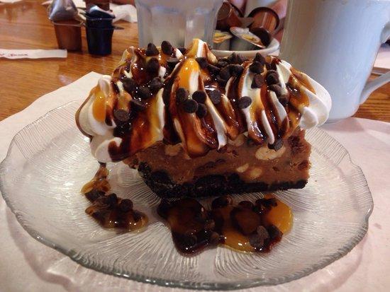 Toast 'N Jams: Peanut butter pie!!!!!