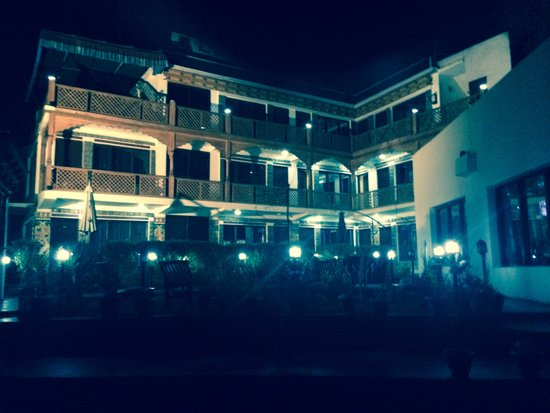 Hotel The Ladakh: It was an amazing Stay there, feeling like home