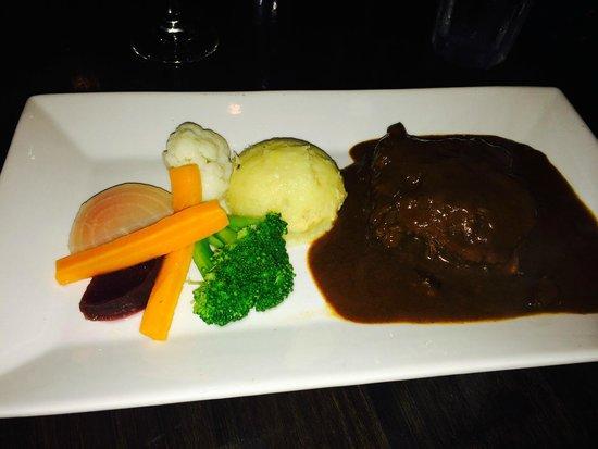 Village Mediterranean Rim : beef toungue special