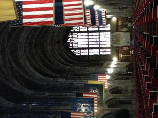 West Point Tours : Chapel