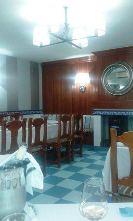Casa Felipe : La Sala comedor