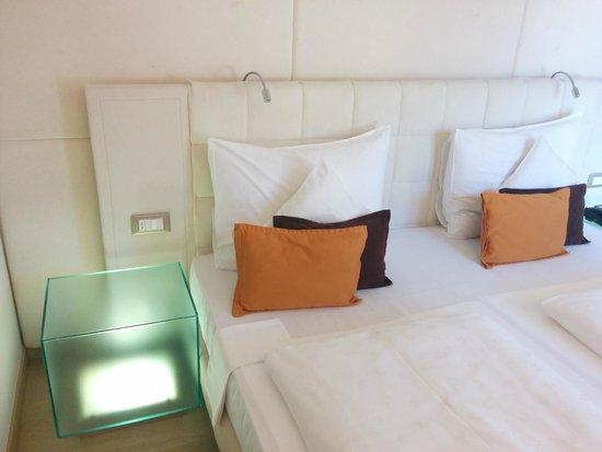 Hotel Therme Meran: Camera