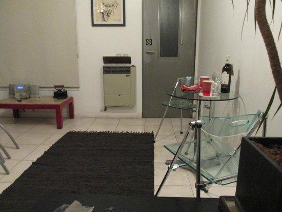 Modigliani Art & Design Suites Mendoza: Departamento