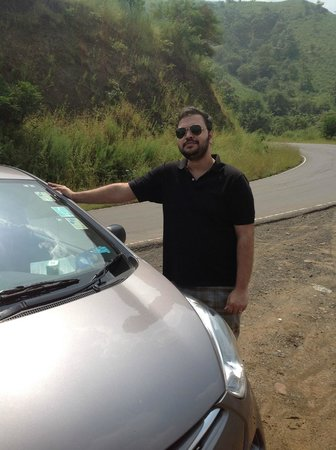 Mercure Lavasa : On our way