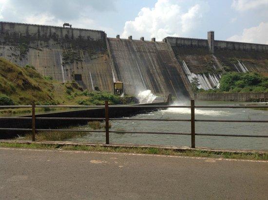 Mercure Lavasa : Mulshi Dam