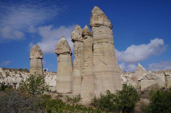 Stream Cappadocia Boutique Tours: 奇岩風景