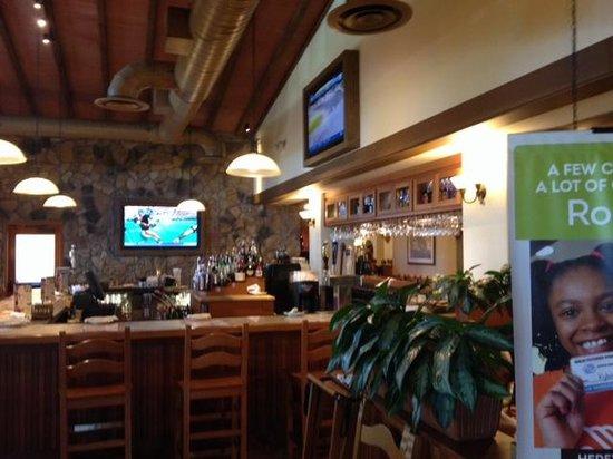 Interior Del Restaurante Picture Of Olive Garden Tampa Tripadvisor