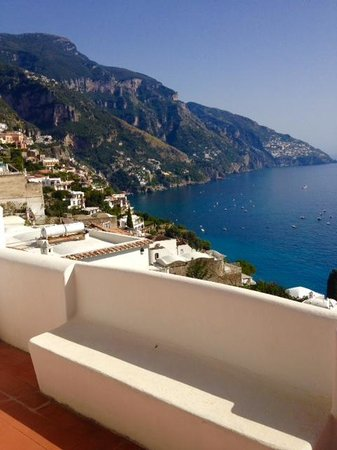 La Casa di Peppe Guest House & Villa: View from our PRIVATE balcony