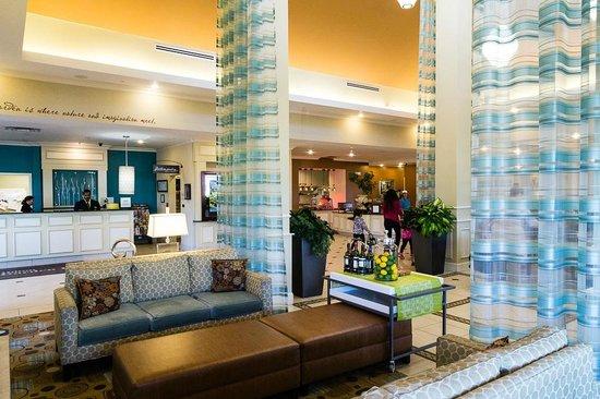 Hilton Garden Inn Cartersville: Lobby