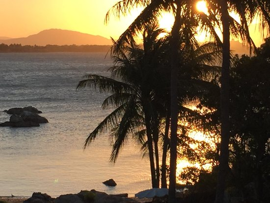 Whitsunday Sands Resort : Room with a view