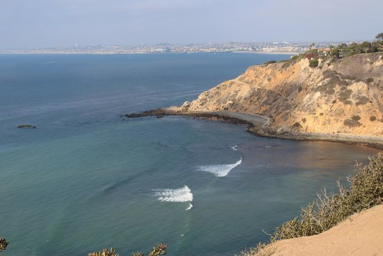 The Point Vicente Interpretive Center: View from the Trail