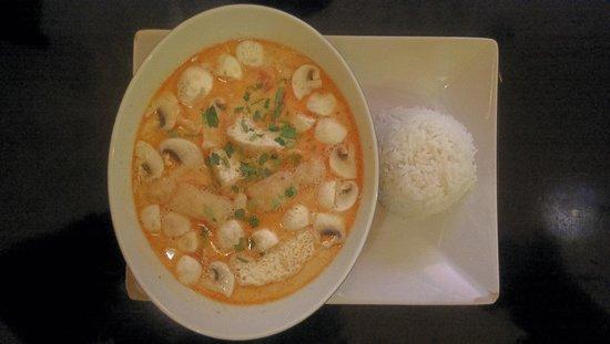 MAMMAM Garkuche Street Food Von Vietnam Und Thailand: Tom Kha Soep
