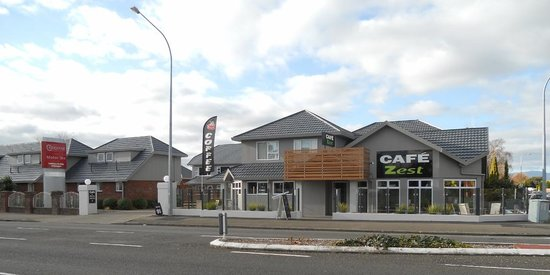 Carramar Motor Inn: Cafe on site