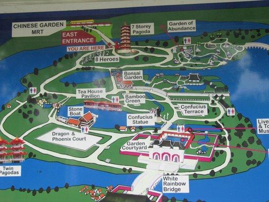 singapore casinos map