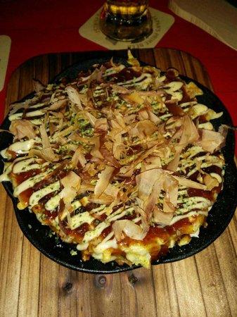 Hattori Hanzo: Tortilla japonesa