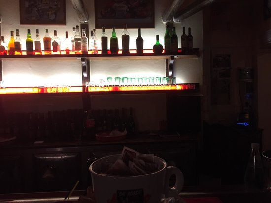 Qualys Hotel Nasco: Il bar