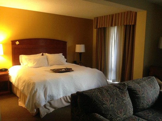 Hampton Inn Columbia Northeast-Fort Jackson Area: King Bed Room
