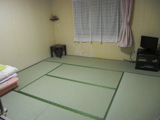 Minsyuku tannpopo: お部屋の例