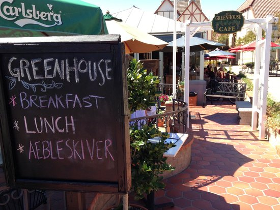 The Greenhouse Cafe : Greenhouse Cafe