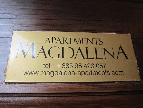 Apartments Magdalena: Info