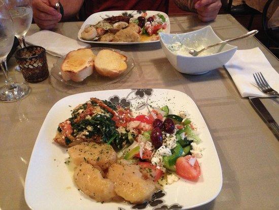 Athens Greek Restaurant: Yummy!