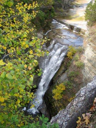 upper taughannock falls picture of taughannock falls state park rh tripadvisor com