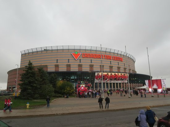 Canadian Tire Centre: canadian tire center