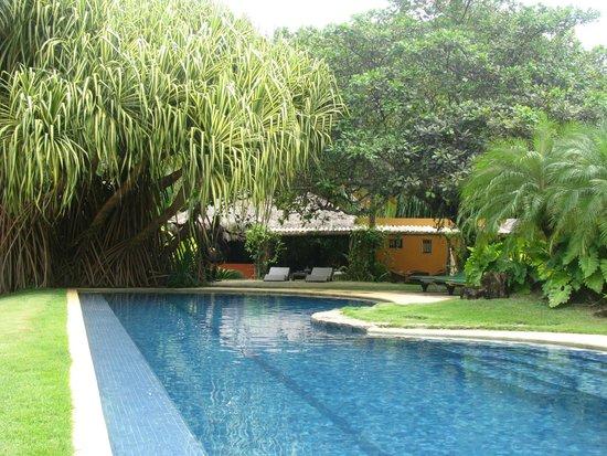 Toca da Coruja: piscina