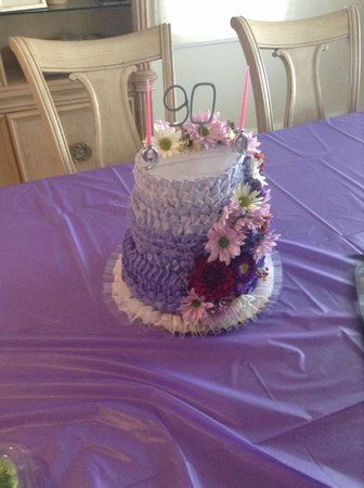 Birthday cake Picture of Cathys 14th St Bakery Ocean City