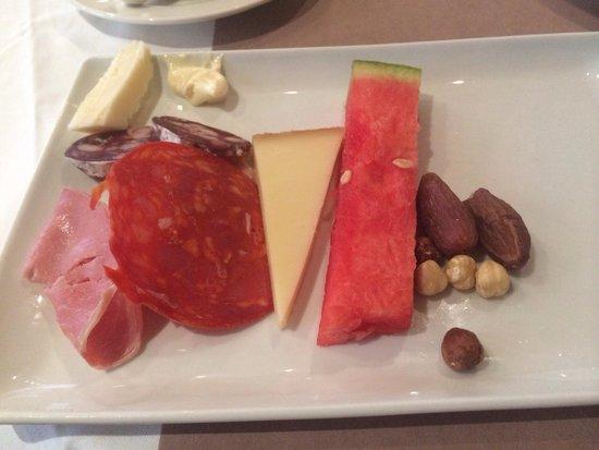 Hotel Mercure Montpellier Centre Antigone: Delicious breakfast