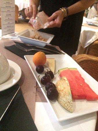 Hotel Mercure Montpellier Centre Antigone: So yummy