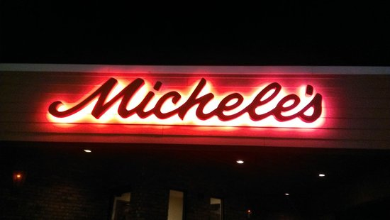 Michele's Restaurant and Catering : Michele's Sign