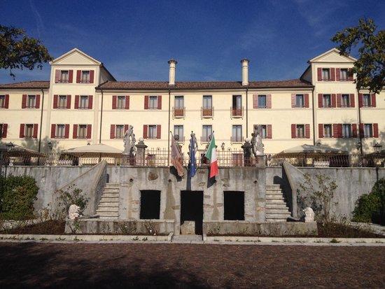 Park Hotel Villa Carpenada : Facciata