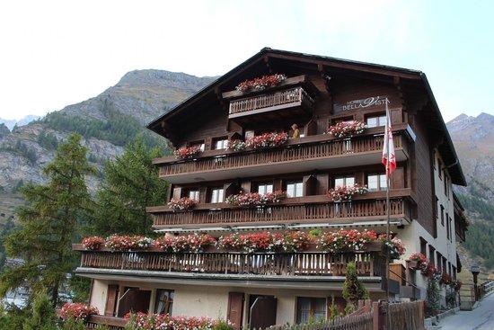 Bella Vista Hotel: hotel