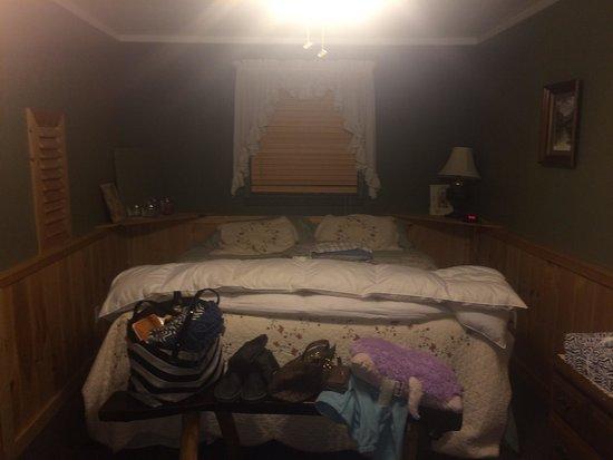 Meadowbrook Resort: Bedroom