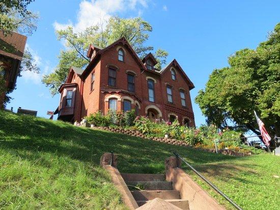The Partridge House: Beautiful B & B
