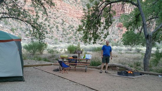 Watchman Campground照片
