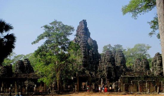 Angkor Wat, a short drive from Neak Pean Hotel