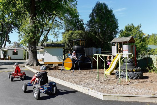 Playground And Pedal Car Hire Picture Of Geraldine Top 10 Holiday