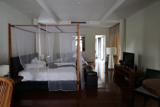 Javana Royal Villas: Bedroom