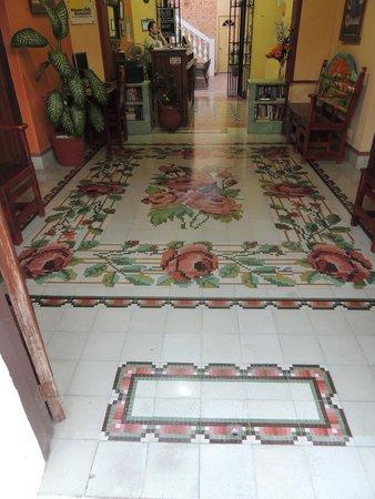 Hotel del Peregrino: Entrance