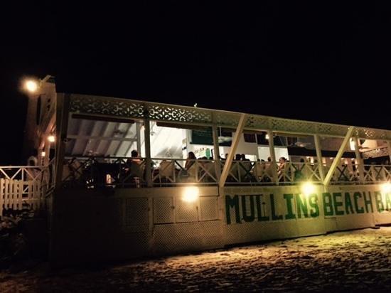 Mullins Beach Bar : from the beach