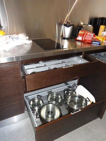 Yoo Punta Del Este: cozinha