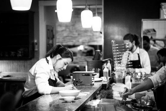 Restaurant La Raclette: Attention to details