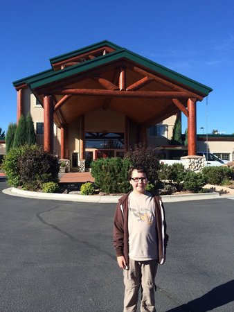 Best Western Northwest Lodge: Best western in Boise