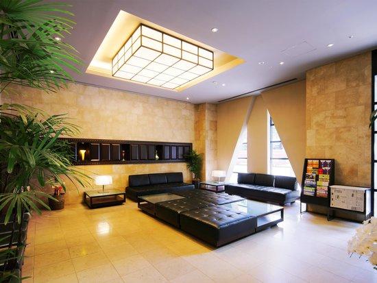 Hotel Wing International Premium Tokyo Yotsuya : entrance2